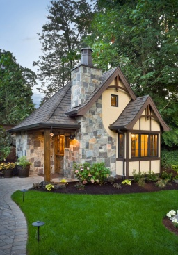 1st Tiny House