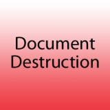 Document Destruction